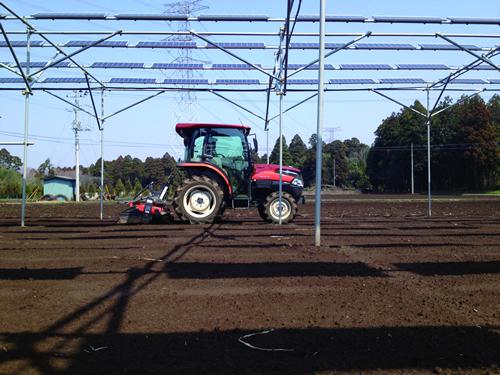 Gwsolar農業用太陽能發電系統