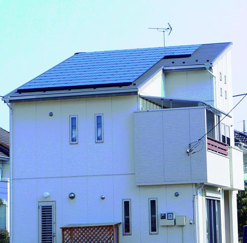 面向高端住宅屋頂的solar系統